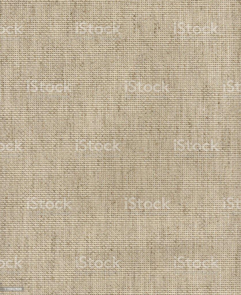 aida cloth in beige stock photo