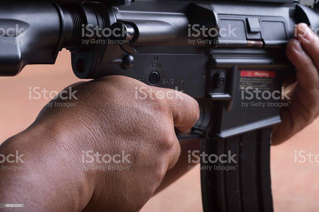 aiming tartget, stock photo