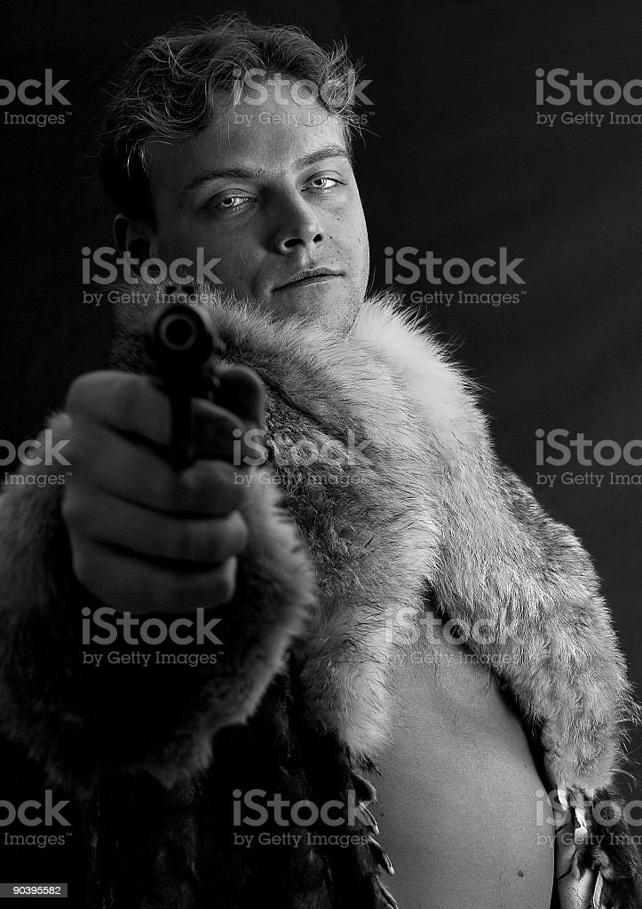 ain't no nice guy stock photo