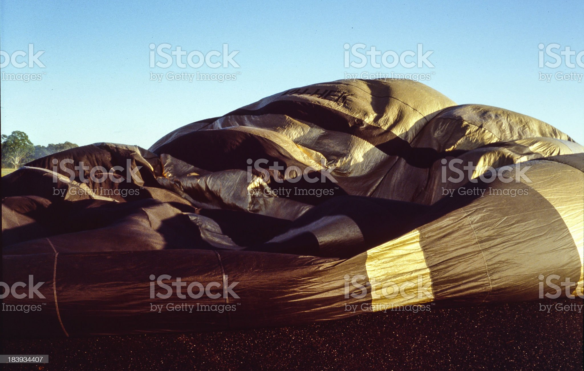 Air Balloon royalty-free stock photo