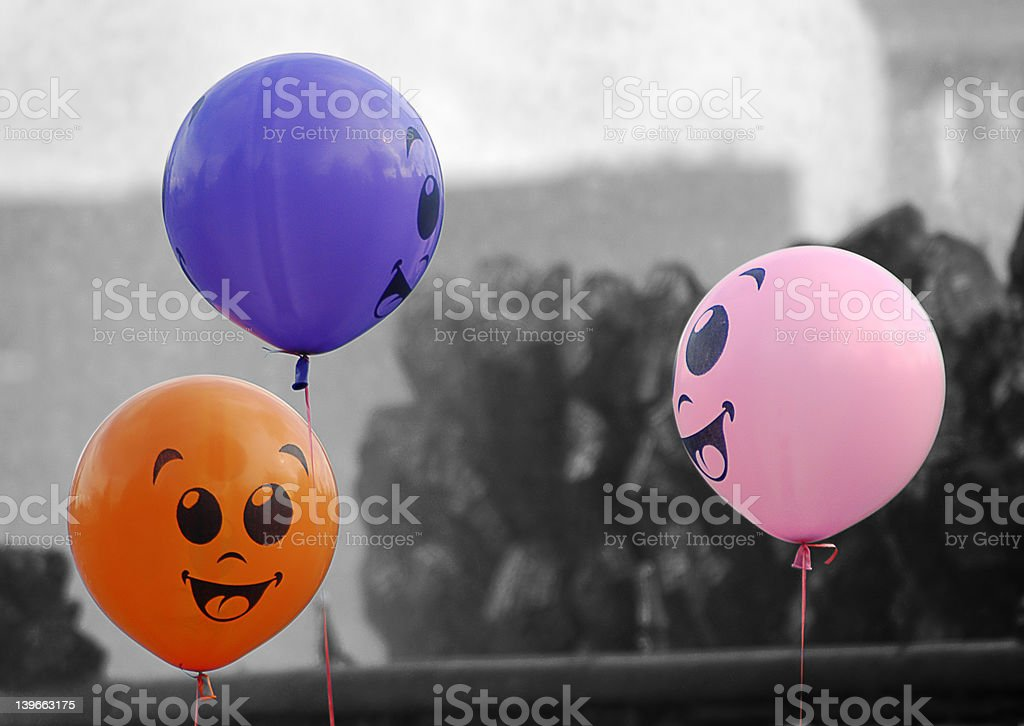 Air balloons royalty-free stock photo