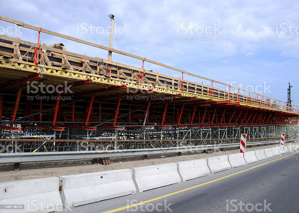 air bridge royalty-free stock photo