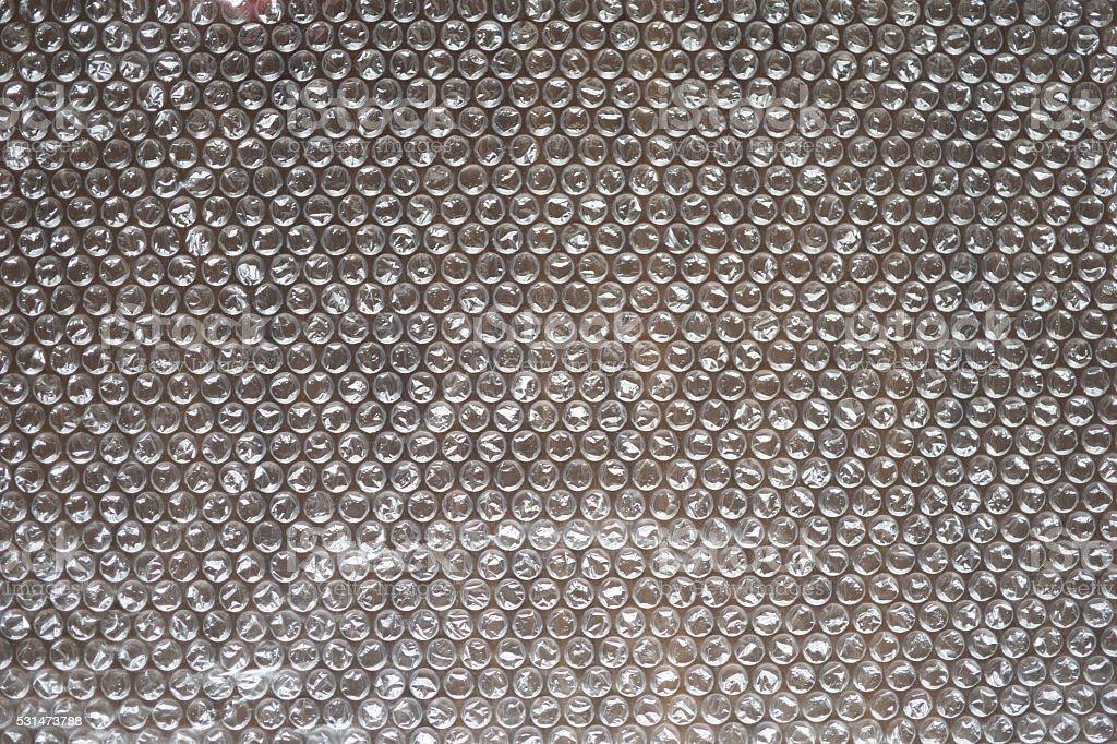 air bubble wrap texture stock photo