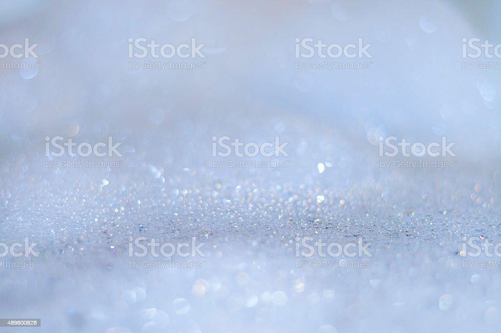 Air bubbles of a bath foam stock photo