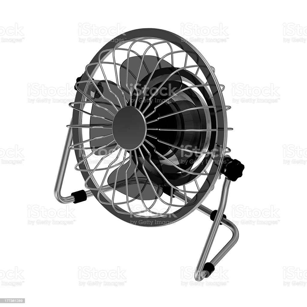 Air Circulator stock photo