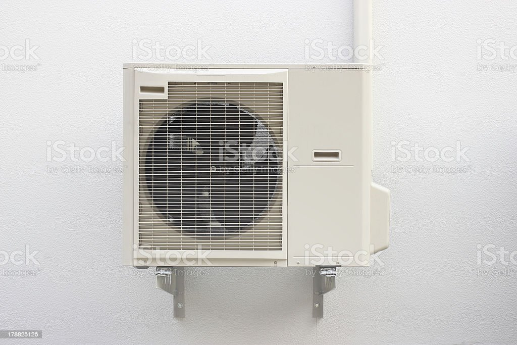 air compressor royalty-free stock photo
