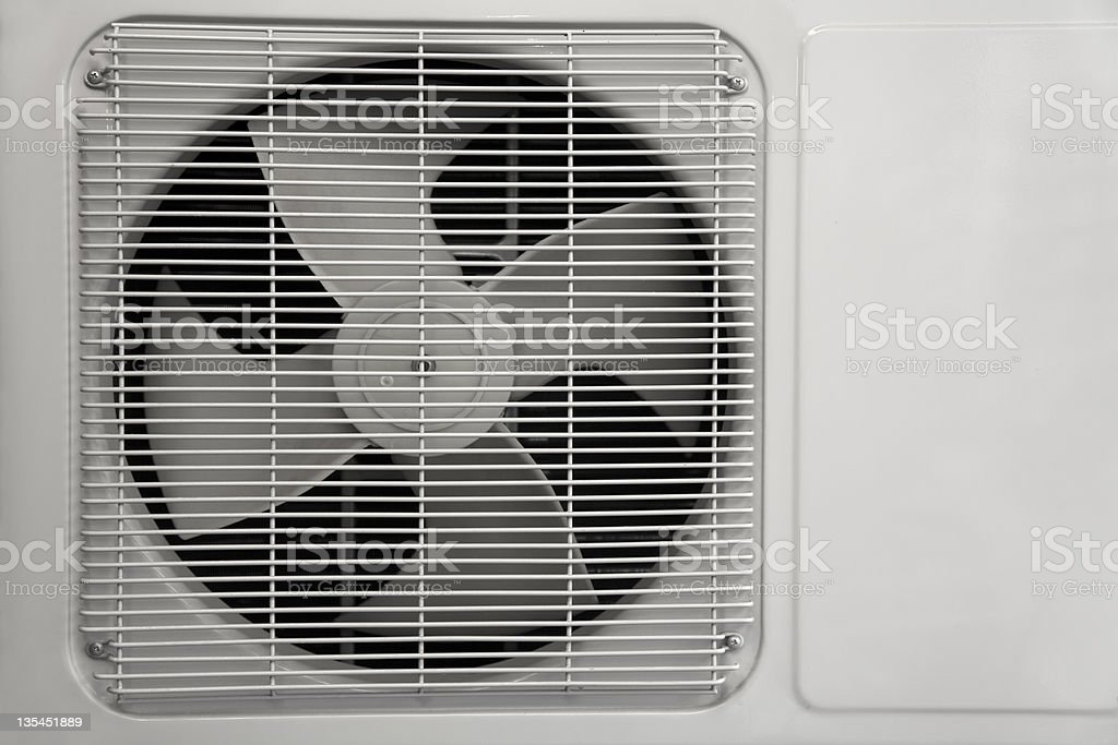 Air condition royalty-free stock photo