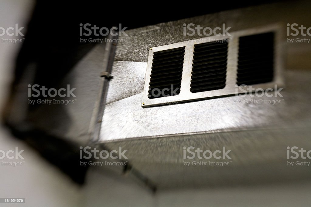 Air conditioner abstract royalty-free stock photo