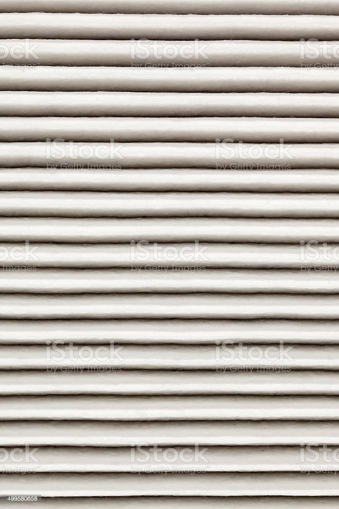 Air Filter Close-up stock photo