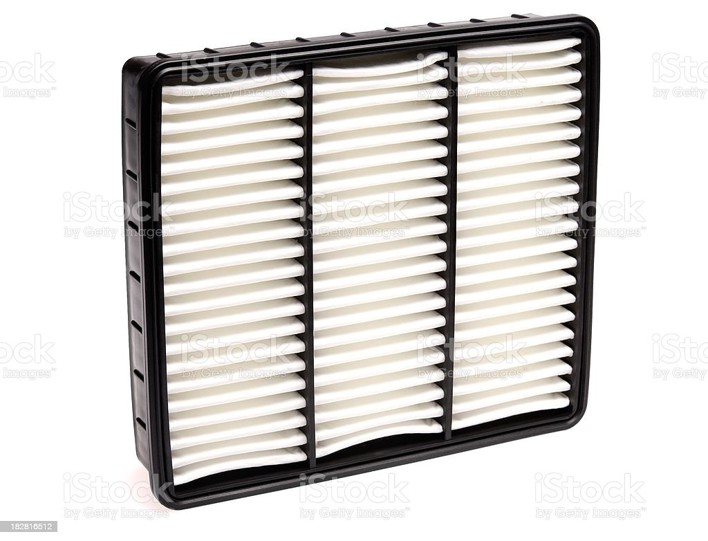 air filter royalty-free stock photo