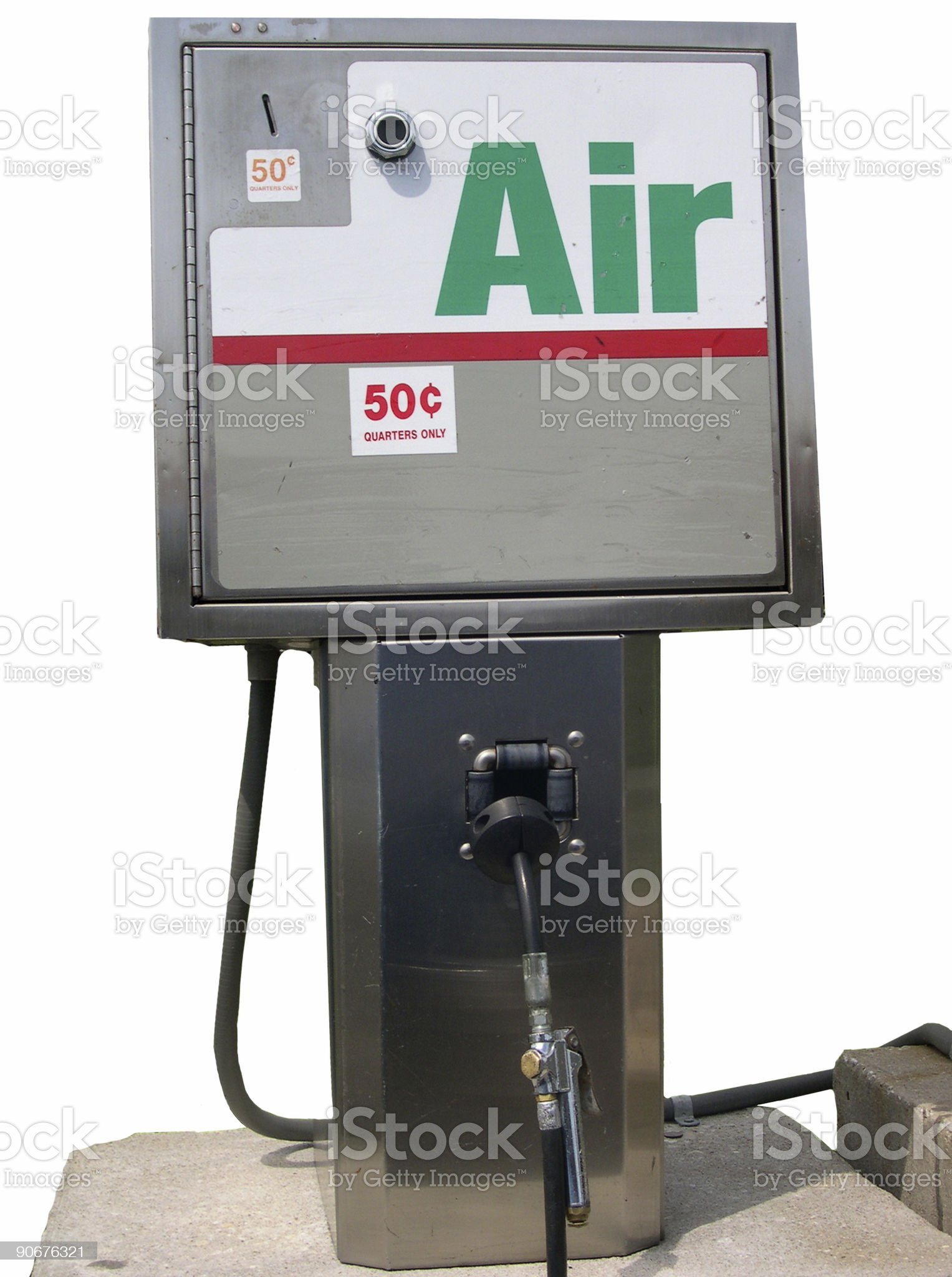 Air for Sale royalty-free stock photo