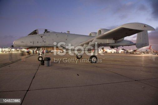 Air Force A10 Phacochère Stock Photo Libre de Droits 104522880 | iStock