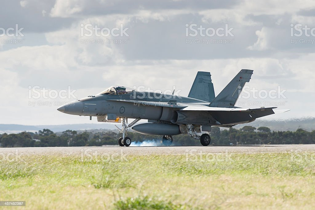 Air Force jet foto royalty-free