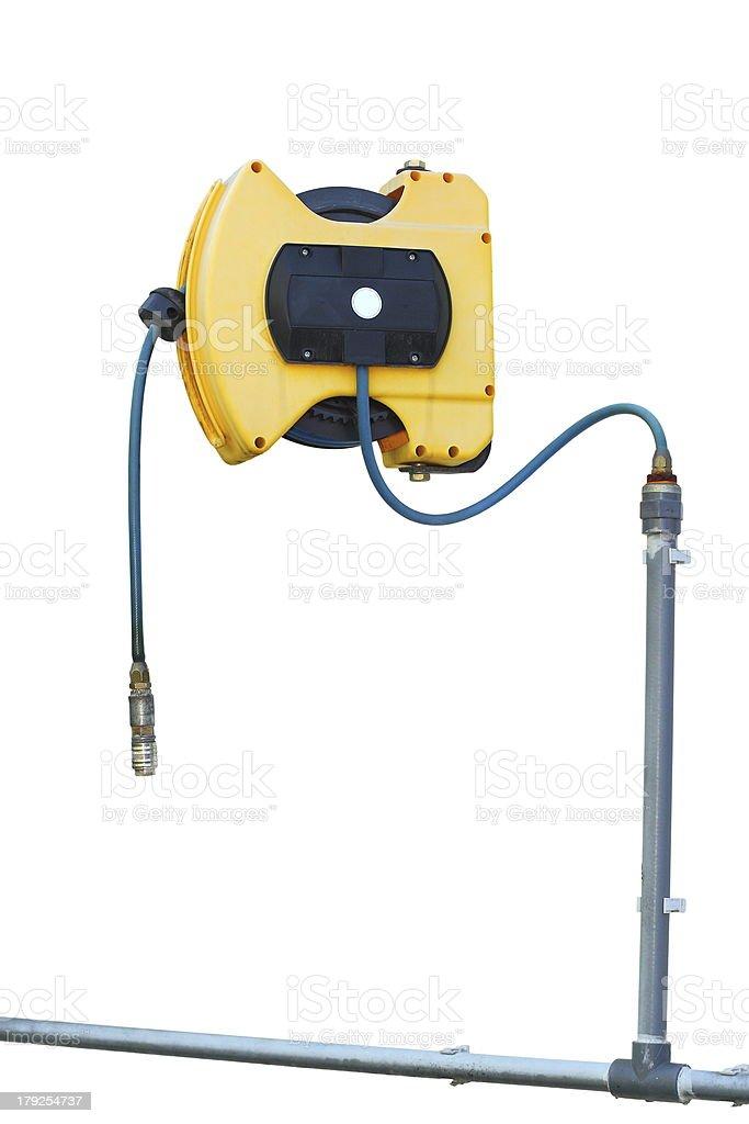 air hose stock photo