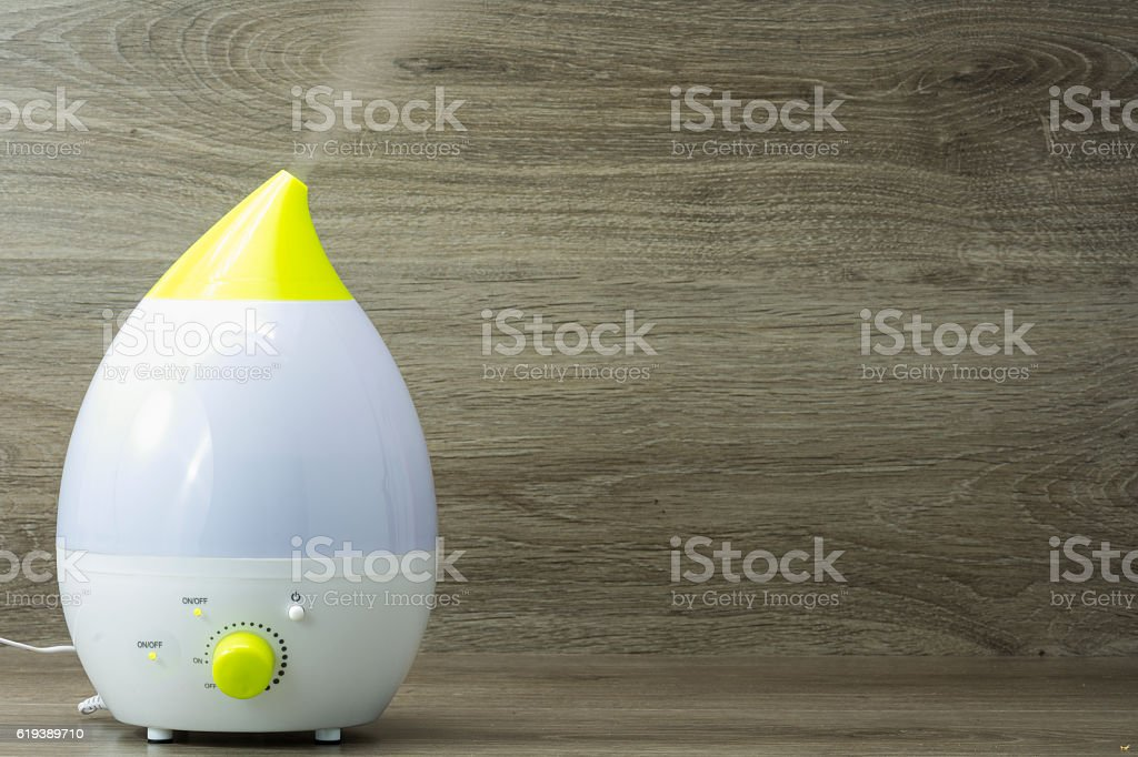 humidificador de aire stock photo