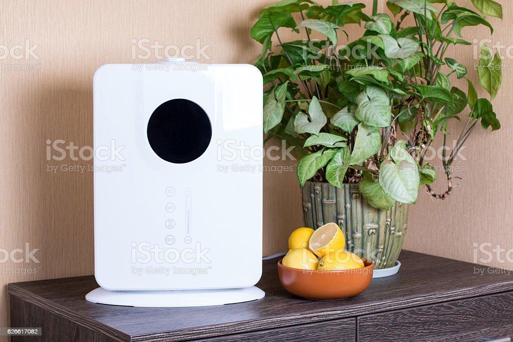 air humidifier stock photo