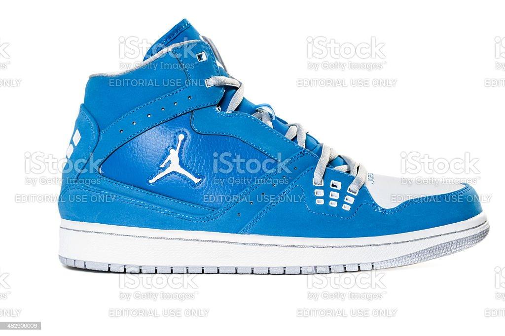 Air Jordan stock photo