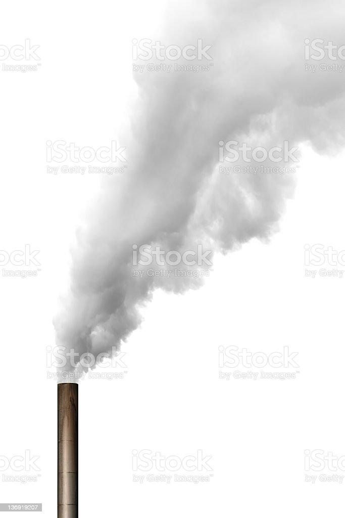 XL air pollution stock photo