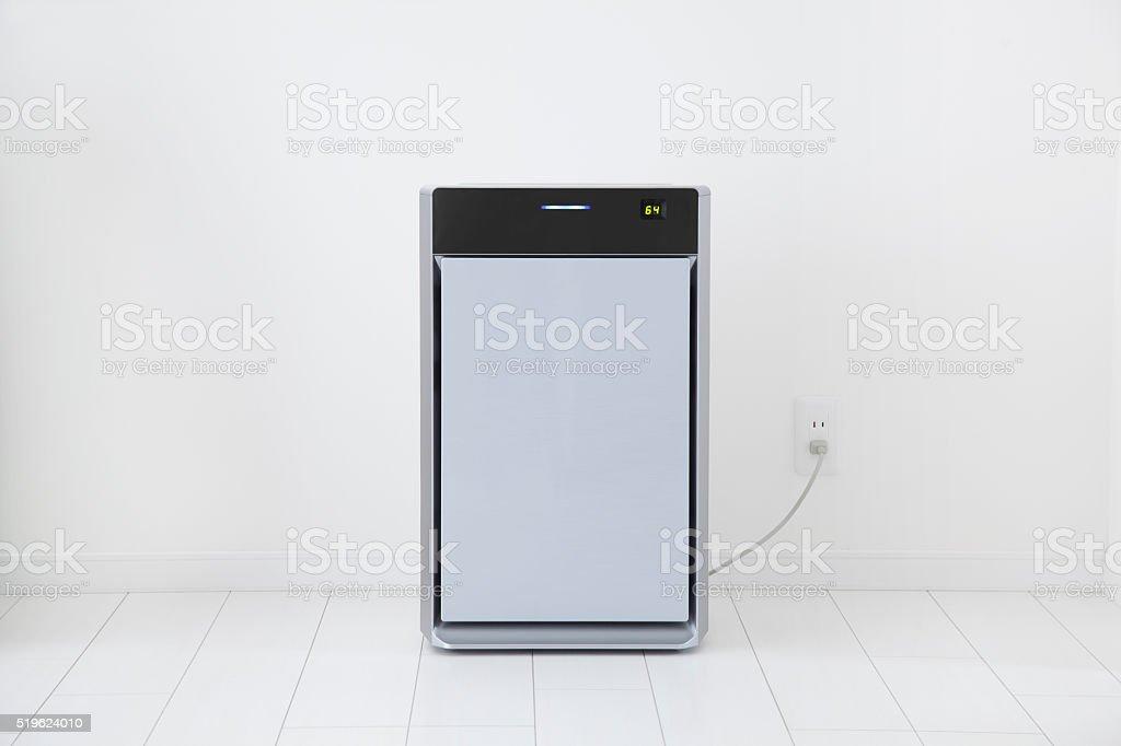Air purifier stock photo