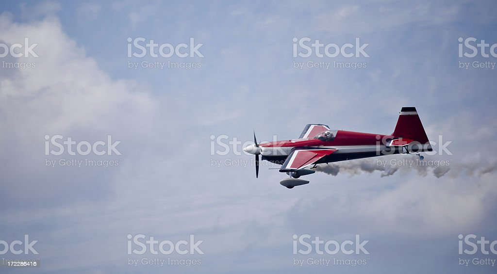 Air Race royalty-free stock photo