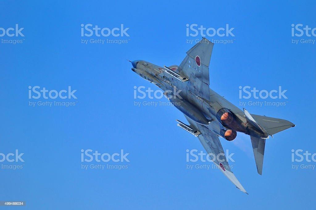Air Self-Defense Jet stock photo