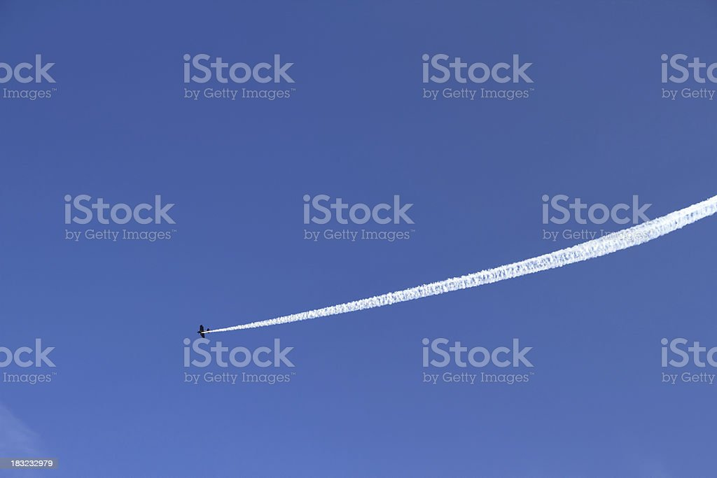 Air Show royalty-free stock photo