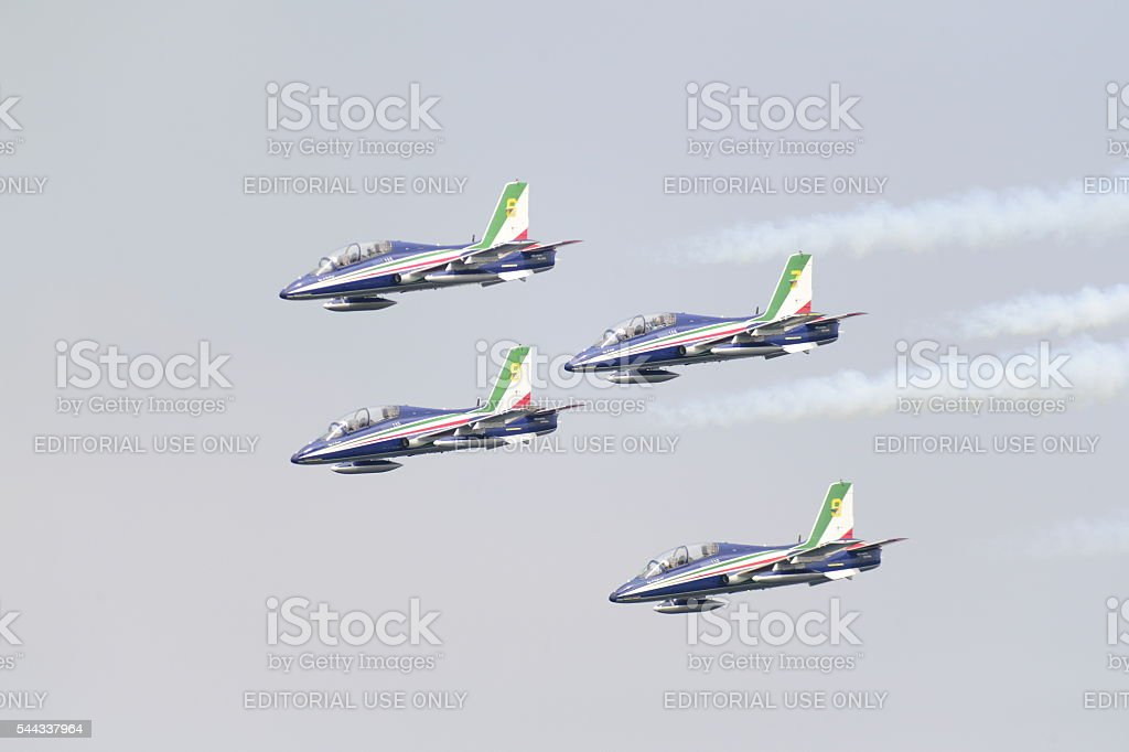 Air Show stock photo