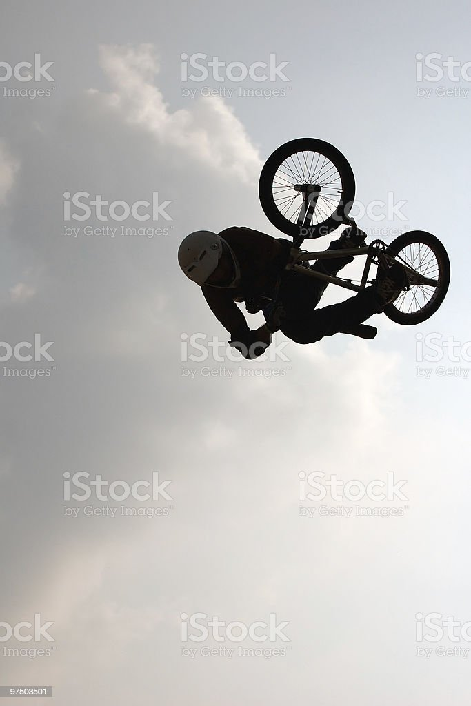 Air Time 2 royalty-free stock photo
