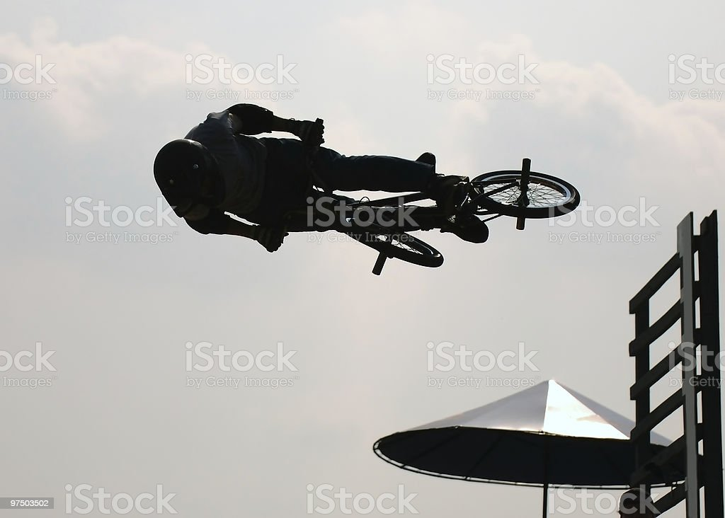 Air Time 3 royalty-free stock photo