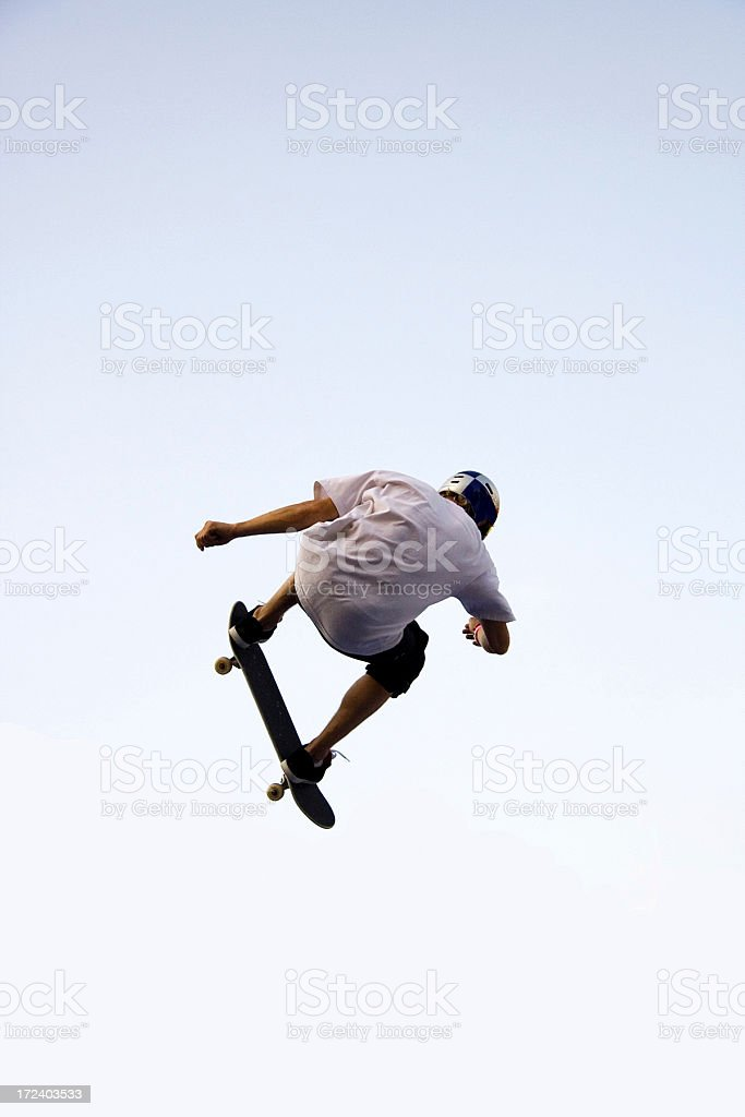 Air Time royalty-free stock photo