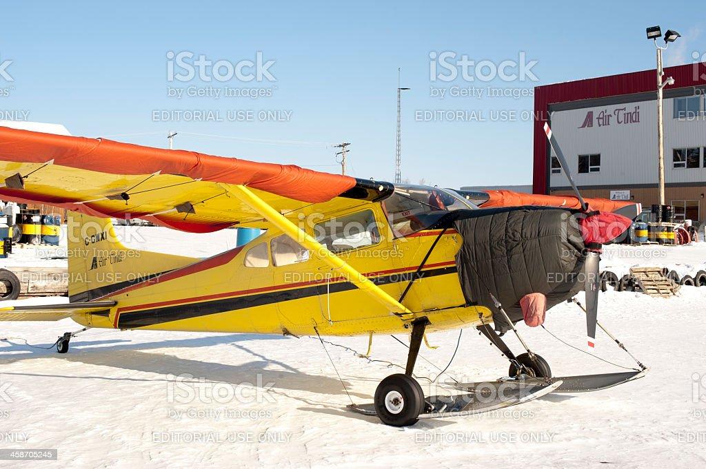 Air Tindi. stock photo