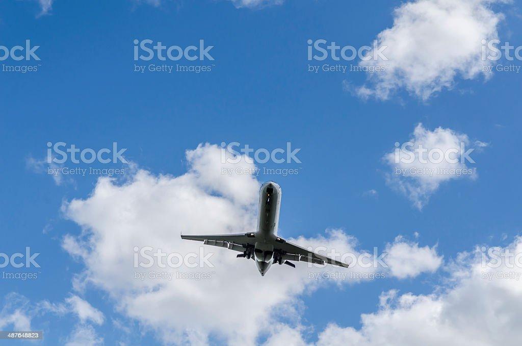 Air Travel royalty-free stock photo