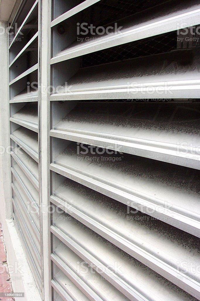 Air Vents royalty-free stock photo