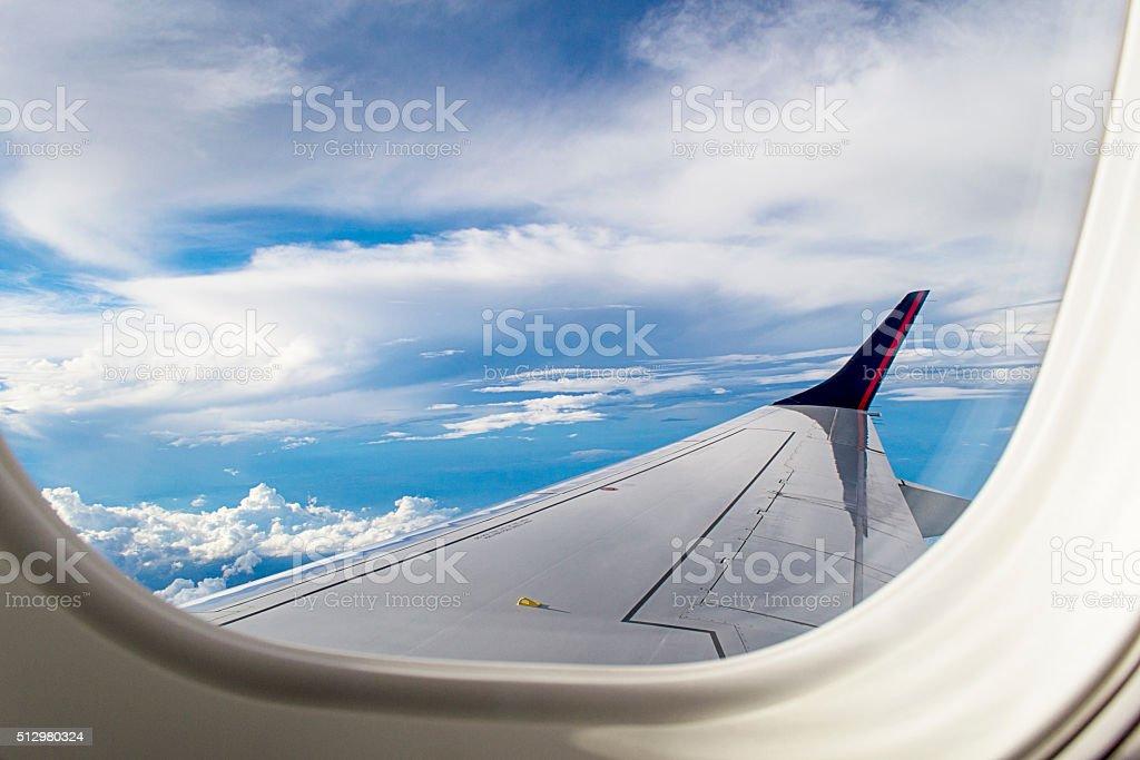 Air Waves stock photo