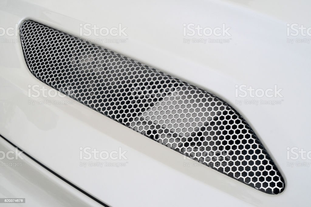 Air vent stock photo