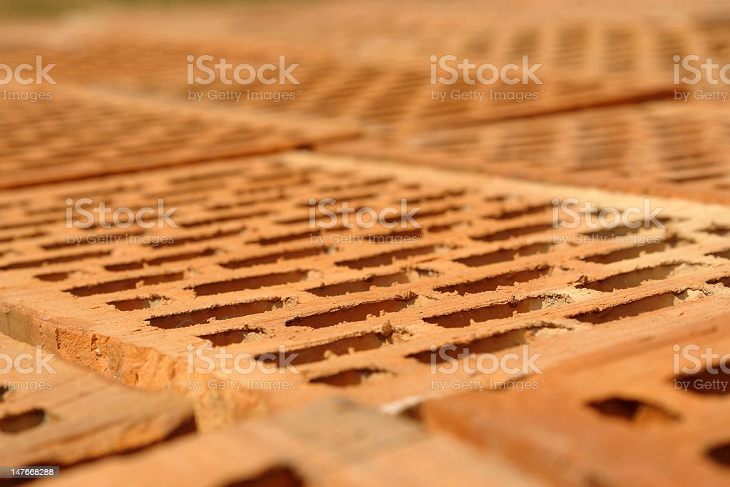 Airbricks royalty-free stock photo