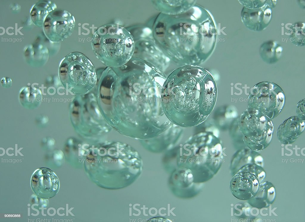 airbubbles royalty-free stock photo