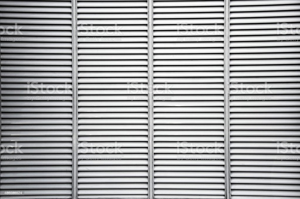 aircondition compressor panel stock photo