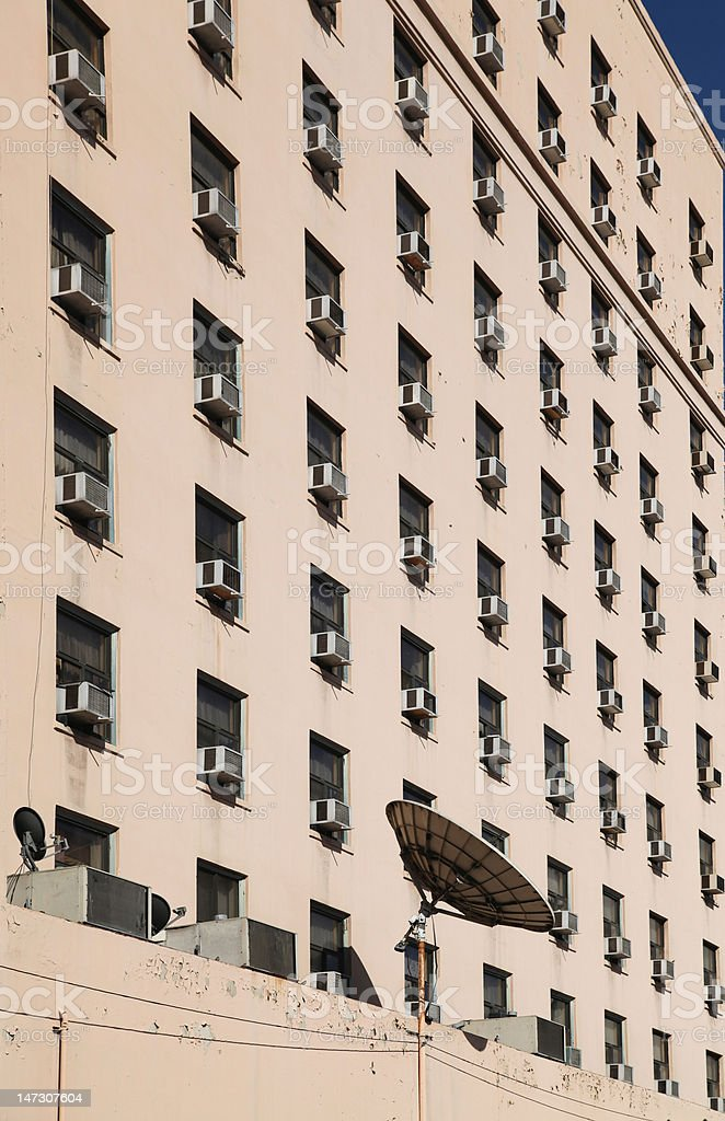 Airconditioners royalty-free stock photo