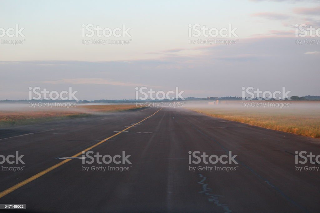 Airfield Operations stock photo