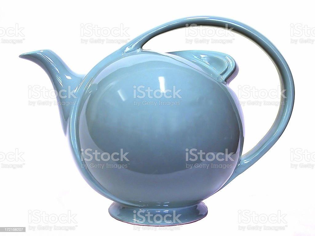 Airflow Teapot royalty-free stock photo