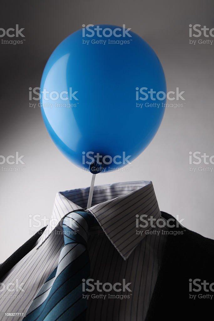 Airhead royalty-free stock photo