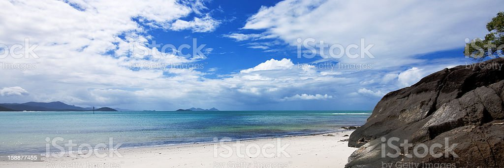 Airlie Beach Landscapes stock photo