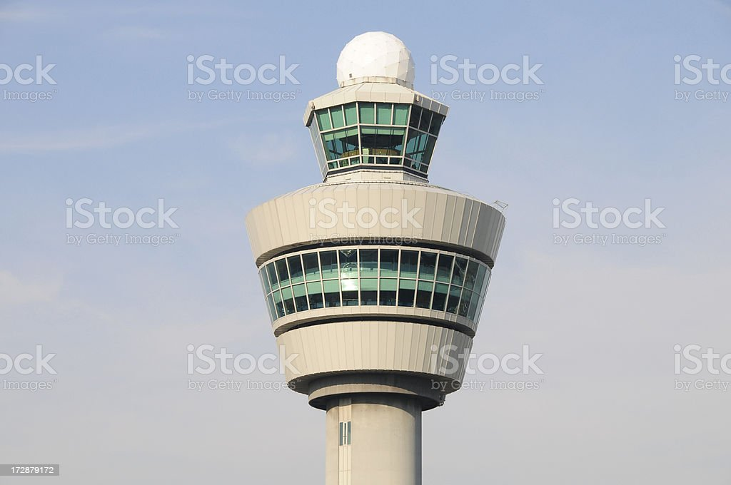 Airline Industry royalty-free stock photo