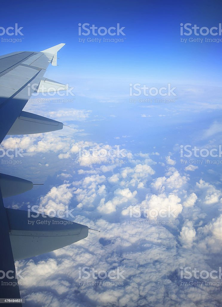 Airline royalty-free stock photo