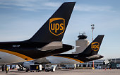 UPS Airlines at Canada's Winnipeg International Airport