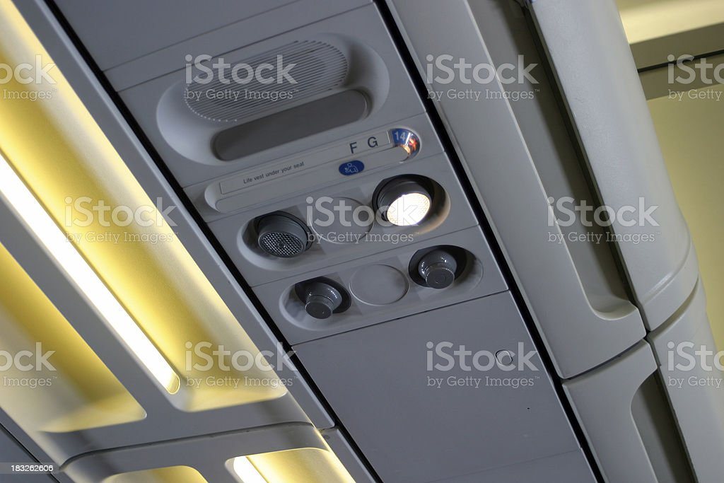Airlines royalty-free stock photo