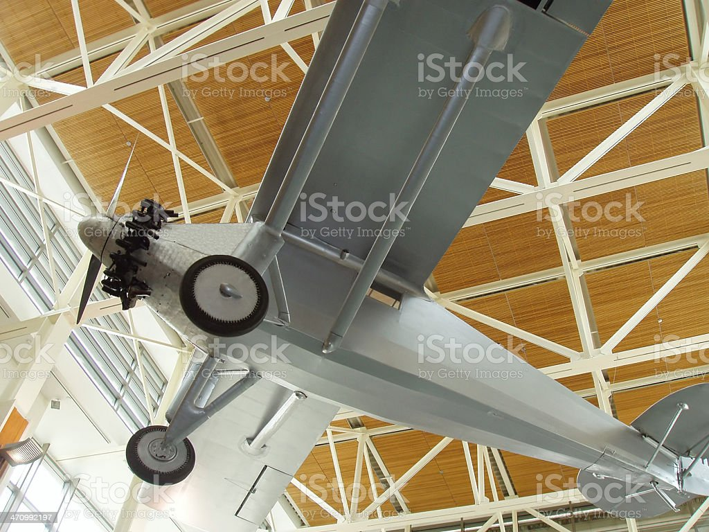 Airplane - Model royalty-free stock photo