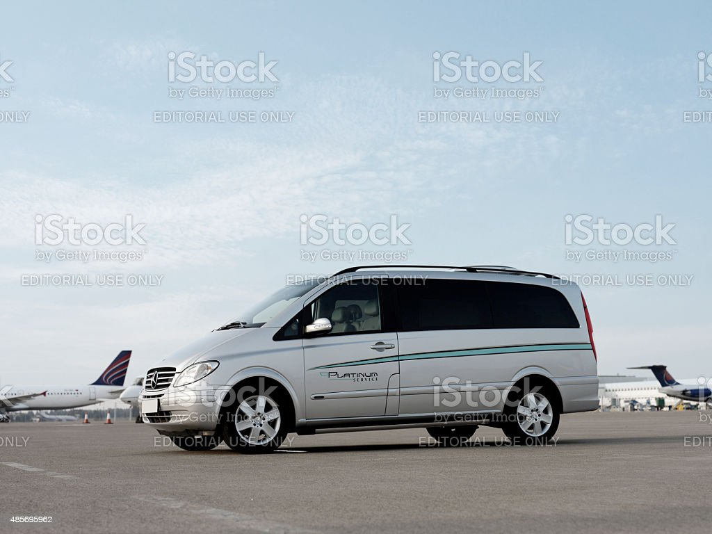 airplane VIP services stock photo