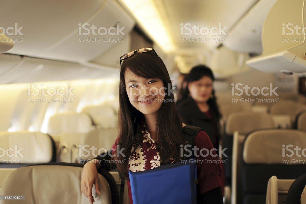 Airplane - XLarge royalty-free stock photo
